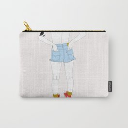 Free The Nipple Carry-All Pouch