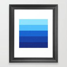 mindscape 11 Framed Art Print