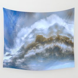 Mile High Plains Colorado Wall Tapestry