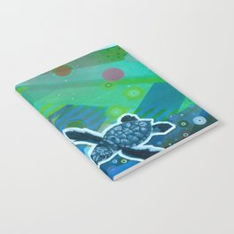the first day Notebook