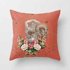 SUMMER IN YOUR SKIN  Throw Pillow