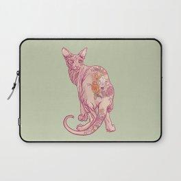 Skinny Cat Laptop Sleeve