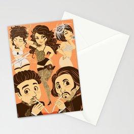 Asalaam-e-Ishqum Stationery Cards