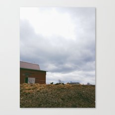 Fran's Farm Canvas Print