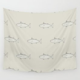 Plenty of Fish in the Sea Wall Tapestry