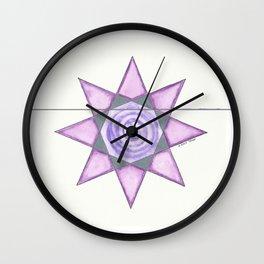 THE QUIET MIND Wall Clock