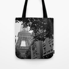 Eiffel Tower in Hiding Tote Bag