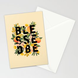 BLESSED BE LIGHT Stationery Cards
