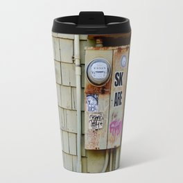 Graffiti in a Sun Town Travel Mug
