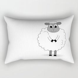 Not BaAad Lamb / Ewe Rectangular Pillow