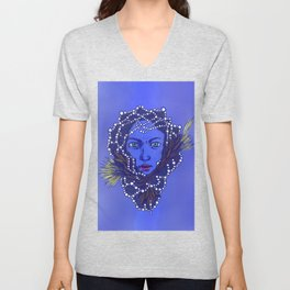 Crops (pearl series) Unisex V-Neck