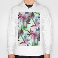 northern lights Hoodies featuring Northern Lights by Cannabis Color Art