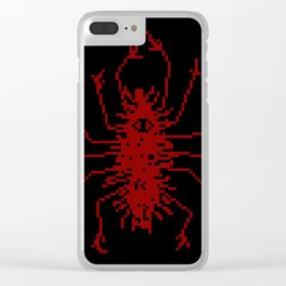 Unspeakable Clear iPhone Case