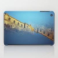 edinburgh iPad Cases featuring Edinburgh Castle  by Richard PJ Lambert