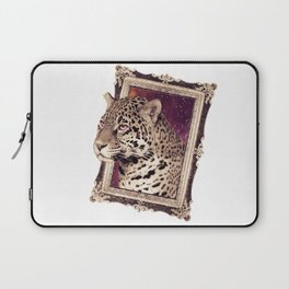 Space Jaguar Laptop Sleeve