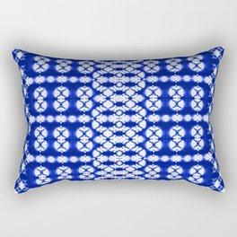 tie dye arch Rectangular Pillow