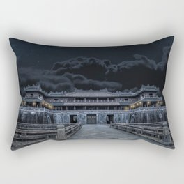 Hue Citadel Rectangular Pillow