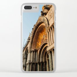 St Marco's Clear iPhone Case
