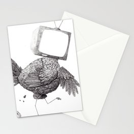 Some Chickens be Like Stationery Cards