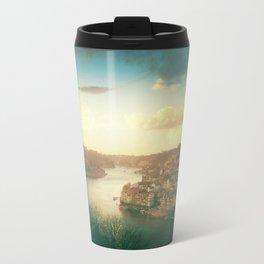 Porto landscape Travel Mug