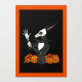 Happy Halloween Twenty Fourteen Canvas Print