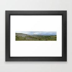 The Outer Edge Framed Art Print