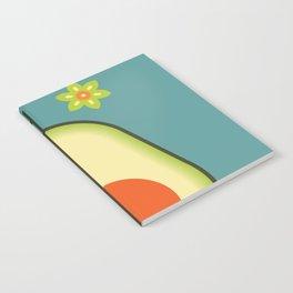 Fruit: Avocado Notebook