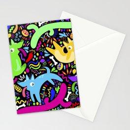 Los Perros de Xolotl Stationery Cards