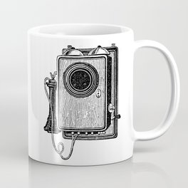 Old telephone 2 Coffee Mug