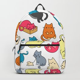 hey kitty kitty Backpack