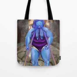 Invincible Tote Bag