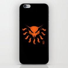 9 Tailed Beast iPhone & iPod Skin