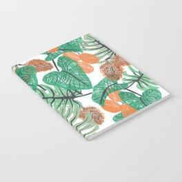 Jungle Print Notebook