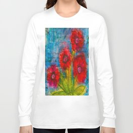 Summertime Fun Long Sleeve T-shirt