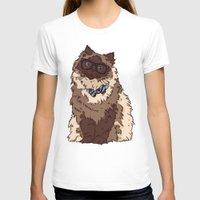 finn T-shirts featuring Finn by Faryn Hughes