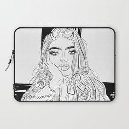 Devil Girl Laptop Sleeve