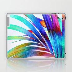 Multicolor Palm Leaf Laptop & iPad Skin