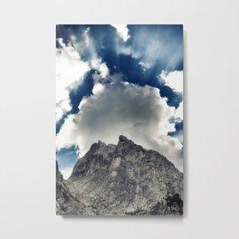 Austrian Alps Metal Print