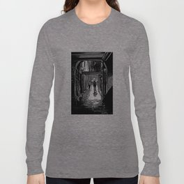 in the lane Long Sleeve T-shirt