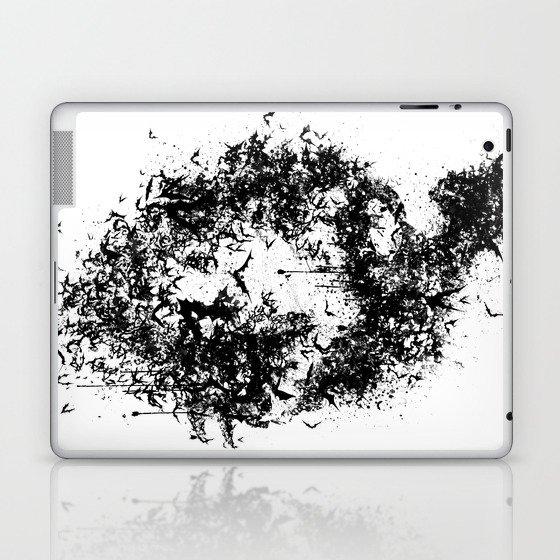 A Dark Cave Laptop & iPad Skin