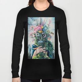The Last Flowers Long Sleeve T-shirt