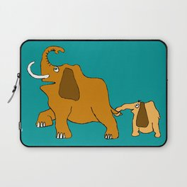 Me and my Elephant son Laptop Sleeve