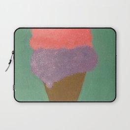 Ice Cream Snow Cone Laptop Sleeve