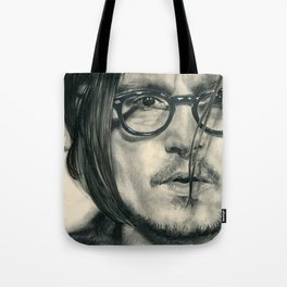 Secret Window Traditional Portrait Print Tote Bag