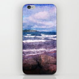 Lake Superior Islands iPhone Skin