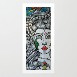 lqr Art Print