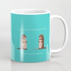 What an otter disaster Mug