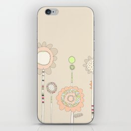 Little Daisies iPhone Skin