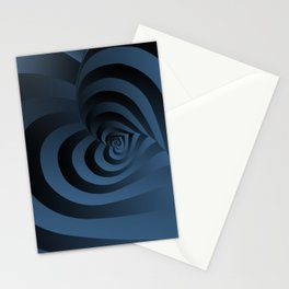 Depth of my love Stationery Cards