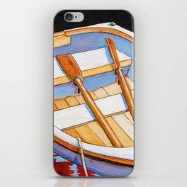 Row Boat Too iPhone Skin